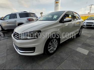 Volkswagen Vento Comfortline Aut usado (2017) color Blanco precio $150,000