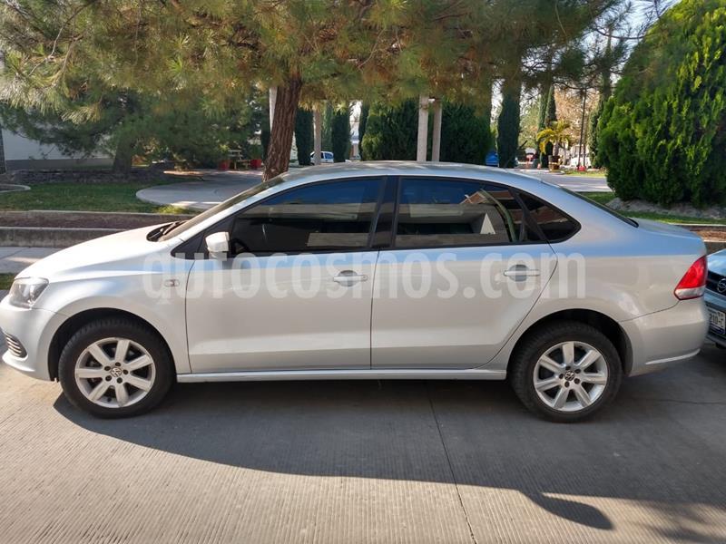Volkswagen Vento Active usado (2015) color Plata Reflex precio $140,000