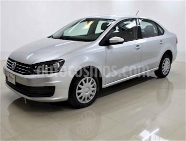 Volkswagen Vento 4p Starline L4/1.6 Aut usado (2018) color Plata precio $160,000