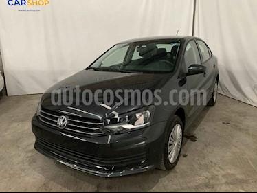 Volkswagen Vento 4p Starline L4/1.6 Aut usado (2020) color Gris precio $219,900