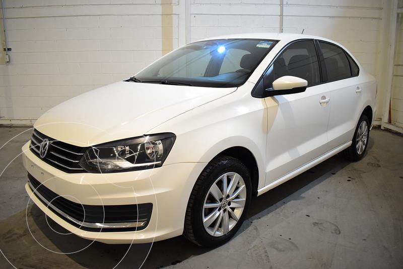 Volkswagen Vento Comfortline usado (2018) color Blanco precio $178,000