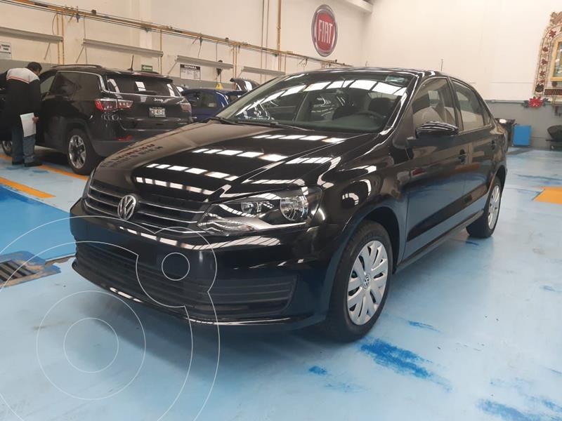 Volkswagen Vento Startline usado (2016) color Negro precio $138,000