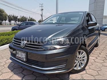 Volkswagen Vento Comfortline usado (2020) color Gris Carbono precio $210,000