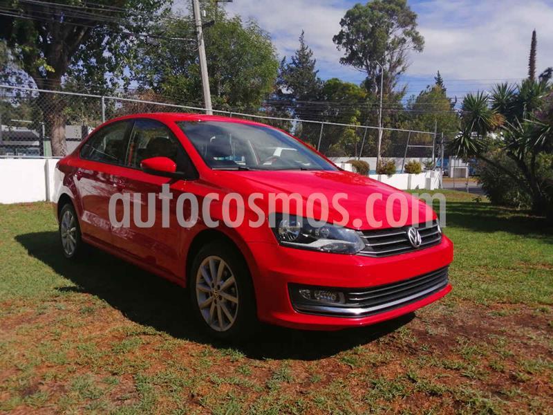 Volkswagen Vento Highline usado (2020) color Rojo precio $235,001