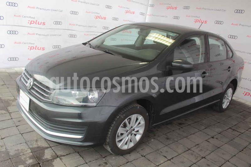 Foto Volkswagen Vento Comfortline Aut usado (2020) color Gris precio $208,000