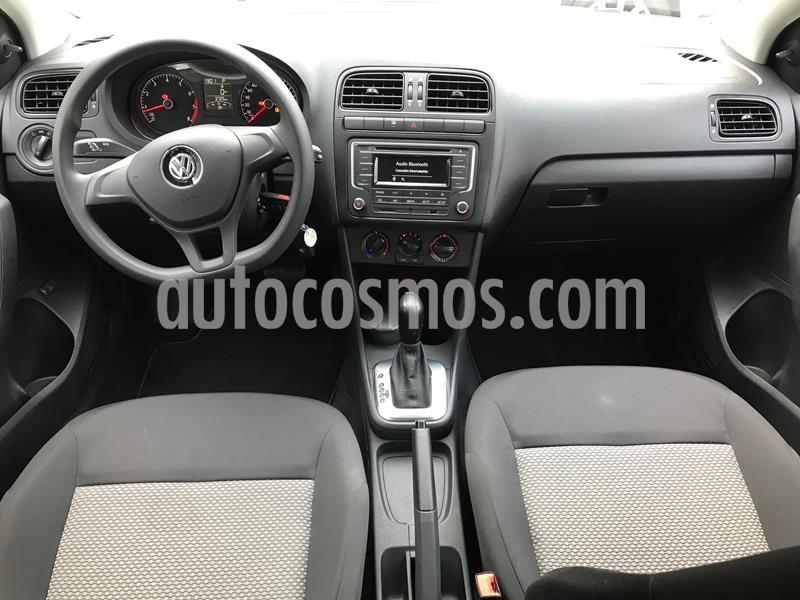 Volkswagen Vento Startline Aut usado (2020) color Gris precio $215,000