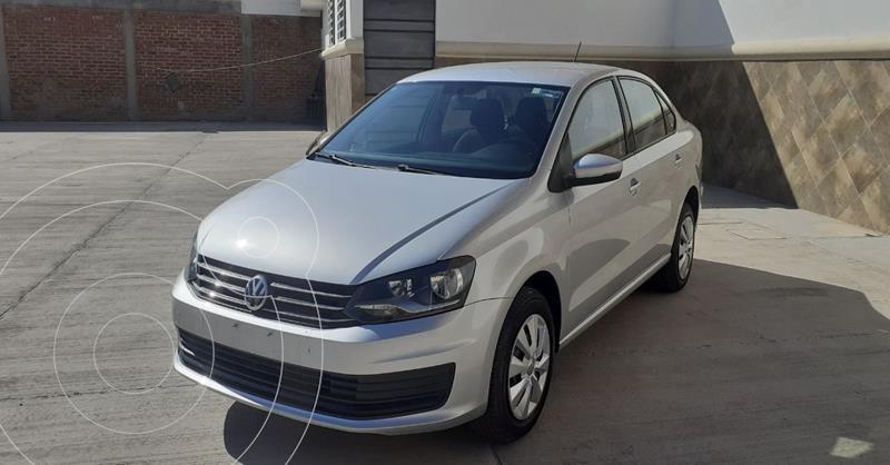 Foto Volkswagen Vento Startline Aut usado (2020) color Plata Dorado precio $184,900