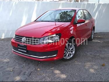 Volkswagen Vento Comfortline Aut usado (2019) color Rojo precio $215,000