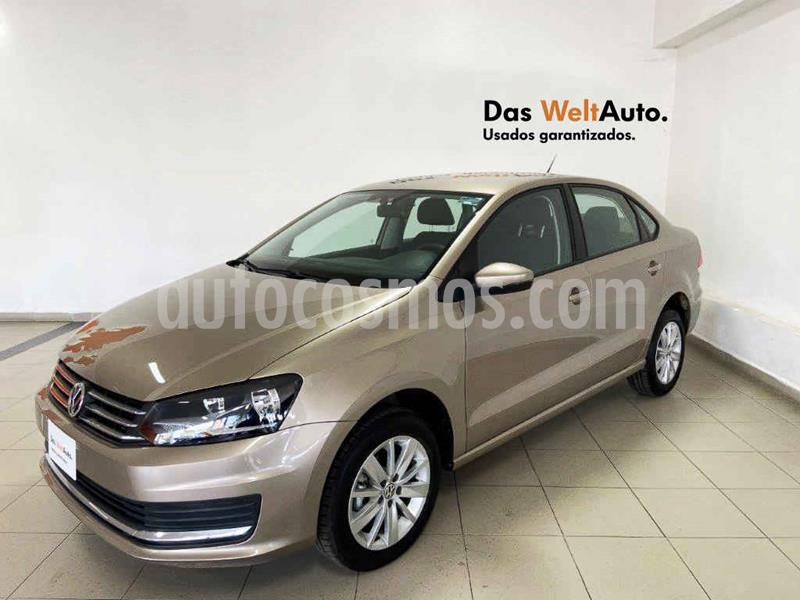 Volkswagen Vento Comfortline usado (2019) color Beige precio $207,801