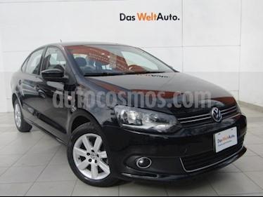 Volkswagen Vento Highline usado (2015) color Negro Profundo precio $149,000
