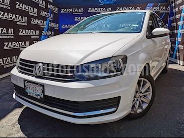 Volkswagen Vento Comfortline usado (2017) color Blanco Candy precio $160,000