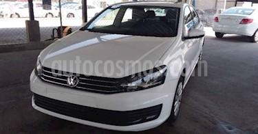 Volkswagen Vento Startline Aut usado (2019) color Blanco precio $156,900