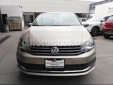 Volkswagen Vento Comfortline usado (2018) color Beige Metalico precio $190,000
