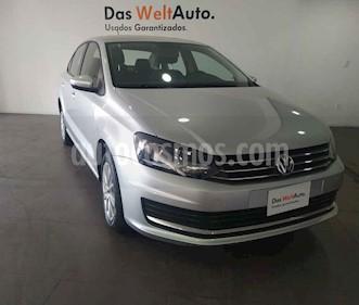 Volkswagen Vento Comfortline Aut usado (2019) color Plata precio $205,000