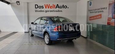 Volkswagen Vento Comfortline TDI usado (2019) color Azul precio $235,000