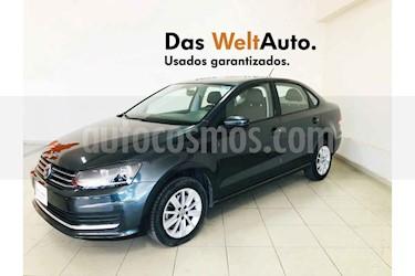Volkswagen Vento 4p Confortline L4/1.6 Aut usado (2019) color Gris precio $240,656