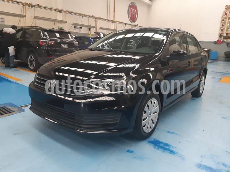 Foto Volkswagen Vento Startline usado (2016) color Negro precio $133,000