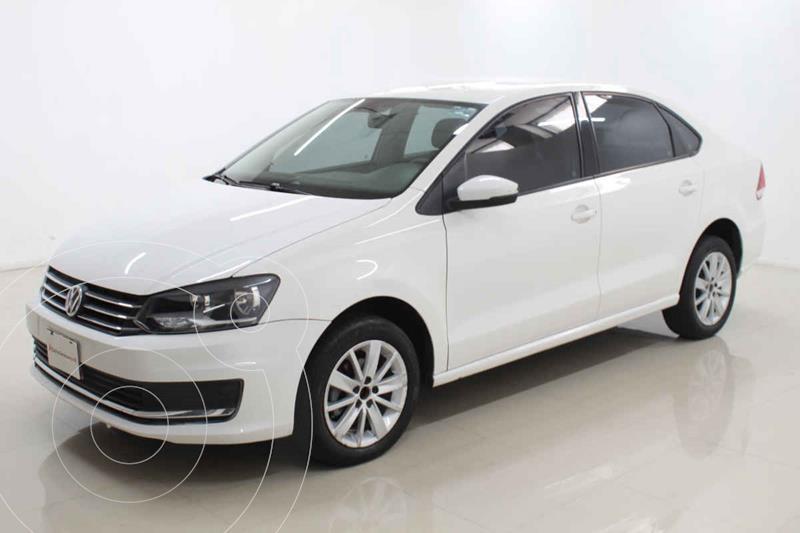Foto Volkswagen Vento Comfortline usado (2018) color Blanco precio $205,000