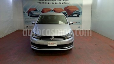 Volkswagen Vento TDI Comfortline Aut usado (2019) color Plata Reflex precio $238,000