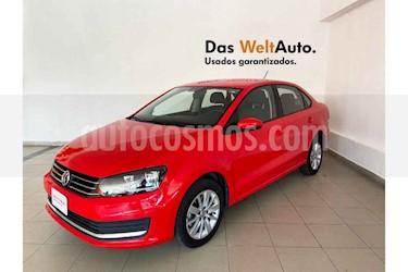 Volkswagen Vento 4p Confortline L4/1.6 Aut usado (2019) color Rojo precio $236,656