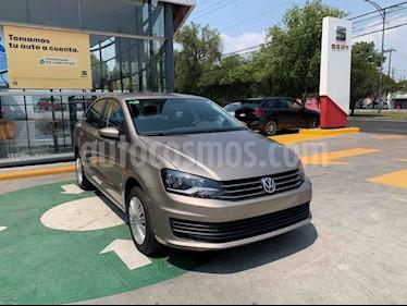 Volkswagen Vento 4p Confortline L4/1.6 Aut usado (2020) color Beige precio $231,990