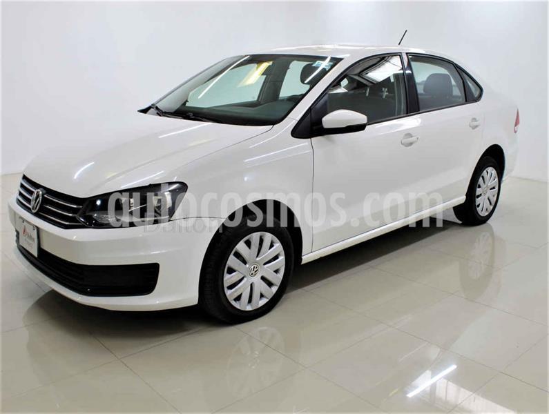 Volkswagen Vento Startline Aut usado (2019) color Blanco precio $175,000