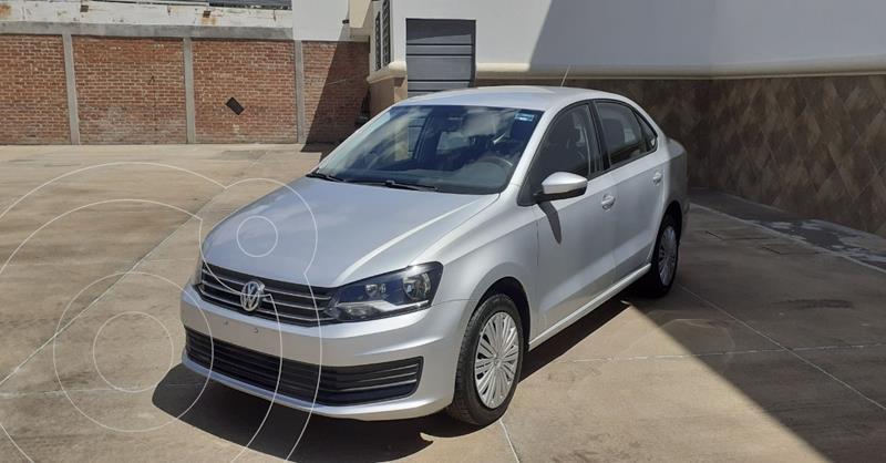 Foto Volkswagen Vento Startline Aut usado (2020) color Plata Dorado precio $189,900