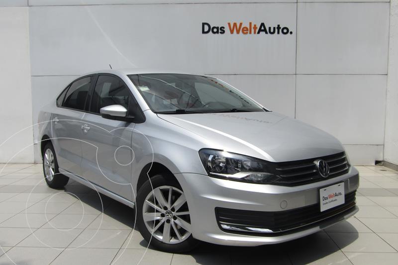 Foto Volkswagen Vento Comfortline usado (2017) color Plata Reflex precio $189,000