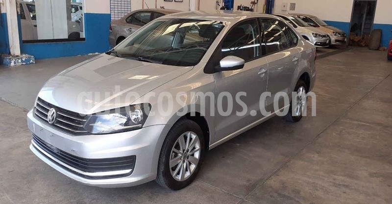 Volkswagen Vento Comfortline usado (2019) color Plata Dorado precio $165,900