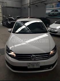Volkswagen Vento Startline Aut usado (2018) color Blanco precio $167,000