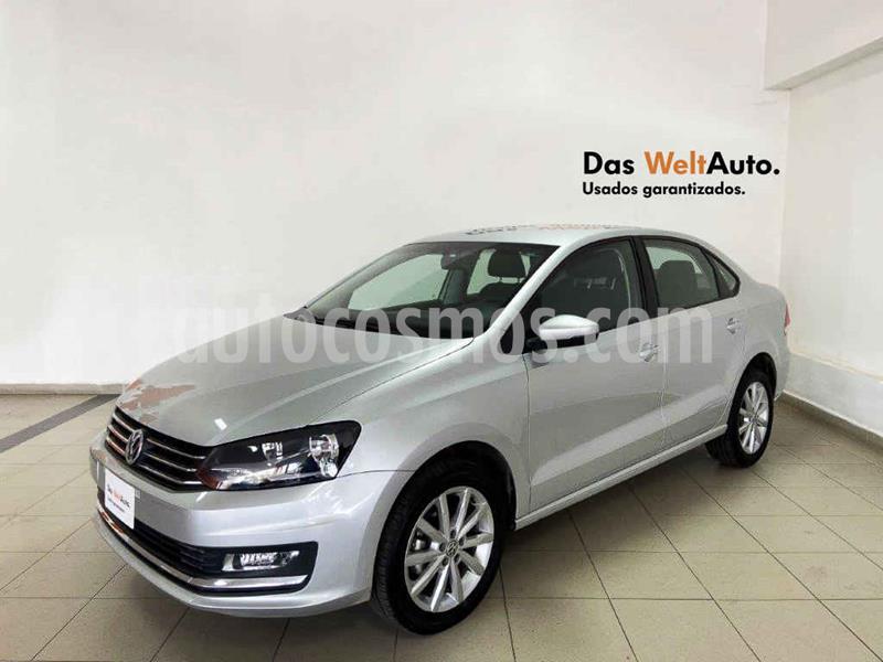 Volkswagen Vento Highline usado (2020) color Plata precio $218,838