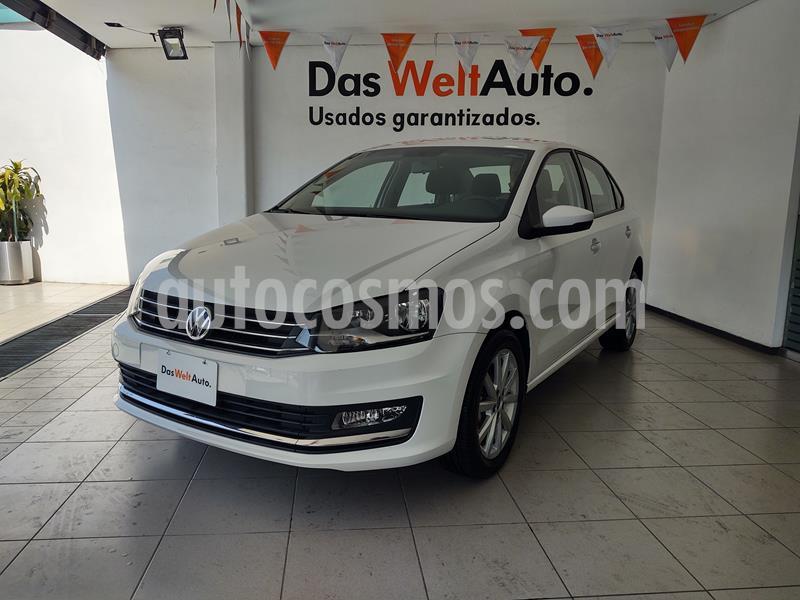 Volkswagen Vento Highline usado (2020) color Blanco Candy precio $249,000