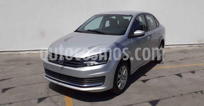 Volkswagen Vento Comfortline Aut usado (2019) color Plata precio $162,900