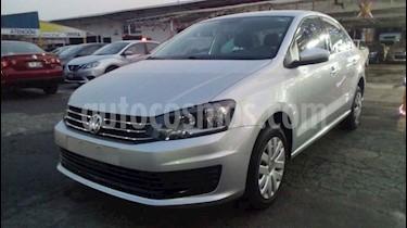Volkswagen Vento Startline Aut usado (2019) color Plata precio $174,900