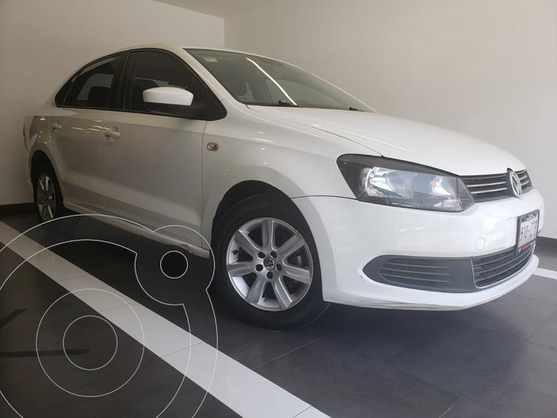 Foto Volkswagen Vento Active Aut usado (2014) color Blanco precio $139,800