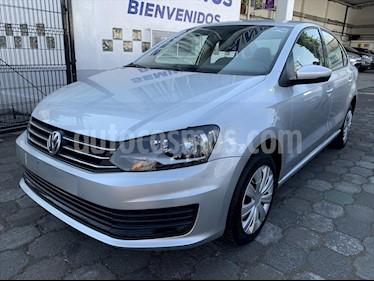 Volkswagen Vento STARTLINE TIPTRONIC usado (2018) color Plata precio $154,500