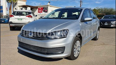 Volkswagen Vento Startline Aut usado (2019) color Plata precio $169,800