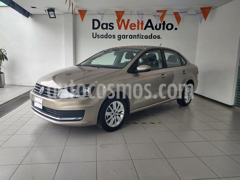Volkswagen Vento Comfortline usado (2018) color Beige Metalico precio $169,000