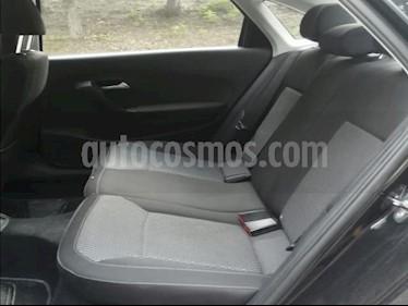 Volkswagen Vento 4P HIGHLINE TM5 CLIMATRONIC VE F.NIEBLA RA-16 usado (2018) color Negro precio $199,500
