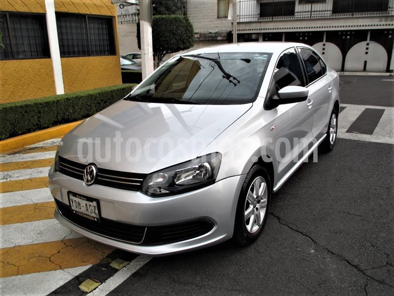 Volkswagen Vento Active usado (2015) color Plata Reflex precio $114,900