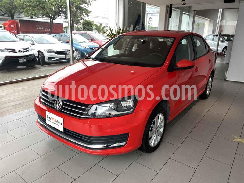 Volkswagen Vento Comfortline Tiptronic usado (2020) color Rojo precio $208,000