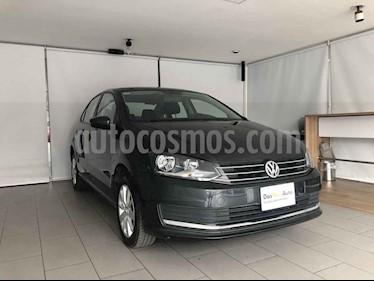 Volkswagen Vento 4p Confortline L4/1.6 Man usado (2019) color Gris precio $225,000
