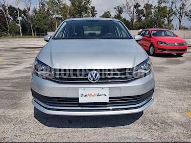 Volkswagen Vento Comfortline usado (2019) color Plata Reflex precio $229,000