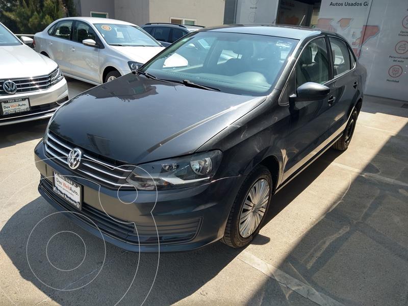 Foto Volkswagen Vento Startline Tiptronic usado (2020) color Gris Carbono precio $210,000