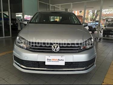 Volkswagen Vento Comfortline usado (2019) color Plata Reflex precio $210,000