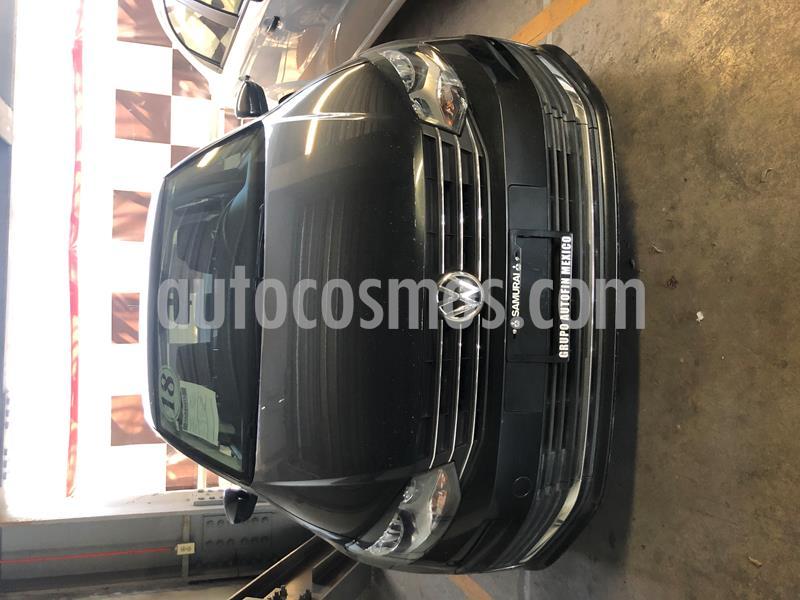 Volkswagen Vento Comfortline usado (2018) color Gris Carbono precio $170,000