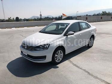 Volkswagen Vento Comfortline usado (2019) color Blanco Candy precio $220,000