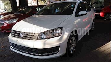 Volkswagen Vento Comfortline Aut usado (2019) color Blanco precio $189,800