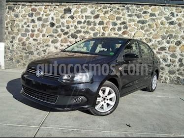 Volkswagen Vento Highline usado (2014) color Negro precio $140,000