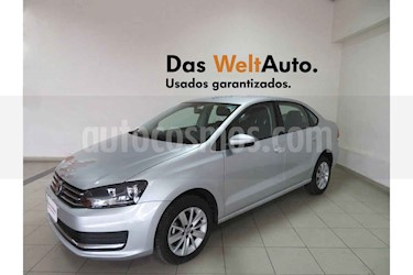 Volkswagen Vento Comfortline Aut usado (2019) color Plata precio $199,489